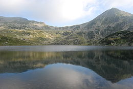 Retezat Mountain - Bucura Lake 01.JPG
