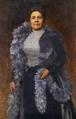 Retrato de Adelaide Prado Ribeiro (1900) - José Malhoa.png