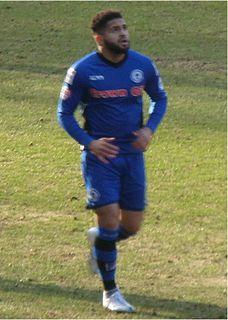 Reuben Noble-Lazarus British footballer