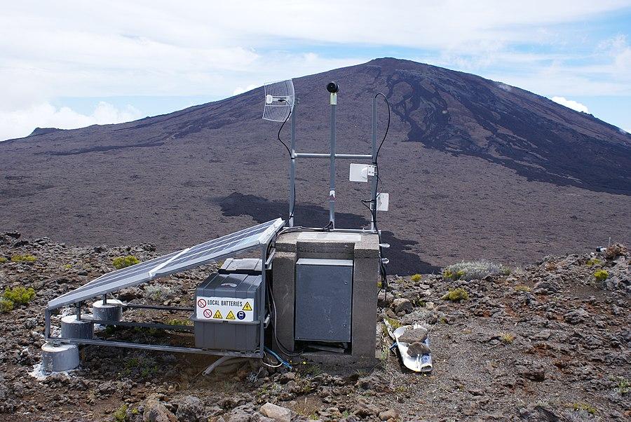 Piton de la Fournaise Volcano Observatory