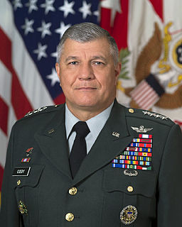 Richard A. Cody 31st Vice Chief of Staff of the United States Army