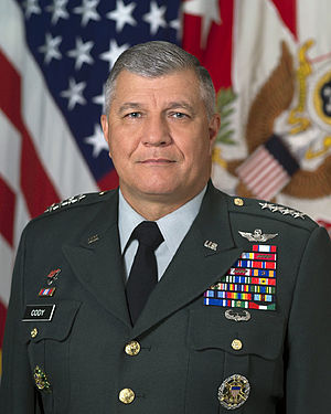 Richard A. Cody - General Richard A. Cody Vice Chief of Staff of the United States Army