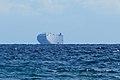 Riesenschiff vor den Antillen.jpg