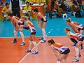Rio 2016 - Women's volleyball NED-USA (28713525094).jpg