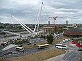 Riverside development, Newport - geograph.org.uk - 1410432.jpg