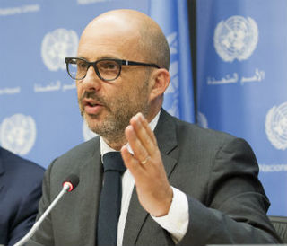 Robert Piper United Nations humanitarian development official