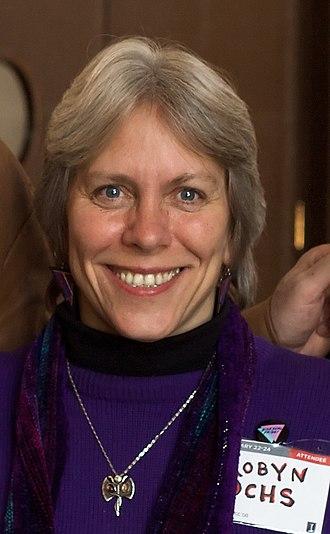 Robyn Ochs - Robyn Ochs in 2008