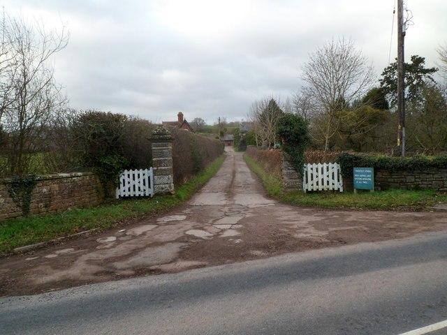Rockfield Entrance