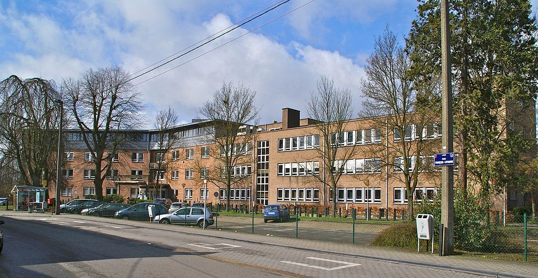 Liège (Rocourt),  Belgium: Maternity hospital