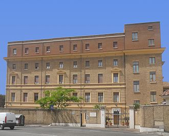 Roman Colleges - Pontificio Seminario Romano Minore