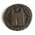 Romerskt mynt, 328 - Skoklosters slott - 110719.tif
