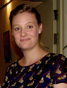 Romola Garai at the King Lear Press Conference, July 17, 2007, Singapore.jpg