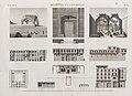 Rosette (Rosetta) and environs. 1-10. Plans, élévations et détails de plusieurs maisons de Rosette; 11.12. Vues de plusieurs tombeaux des environs (NYPL b14212718-1268793).jpg