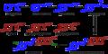 Rosmarinic acid biosynthesis.png