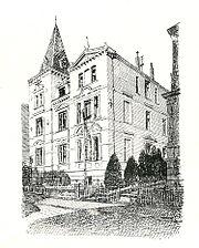 Rostock Vandalia - Haus
