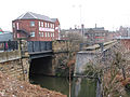 Rotherham - Bridge Street Bridge over Don Navigation.jpg