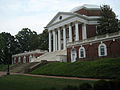 Rotunda UVa north side angle 2007.jpg