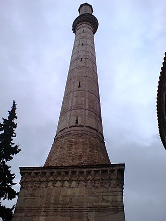 Islam in Greece - Image: Rotunda Yard Thessaloniki 17 Mosque remains
