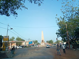 Ségou Commune and town in Mali