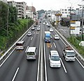 Route 246 in Aoba-ku Yokohama-shi Japan.jpg