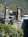 Roxburgh, New Zealand 1887 Bridge Tower remains 2344.jpg