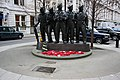 Royal Tank Regiment Memorial Sculpture - geograph.org.uk - 646645.jpg