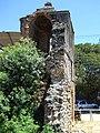 Ruínas da Igreja Nossa Senhora da Conceição em Guarapari. Detalhe da torre.jpg