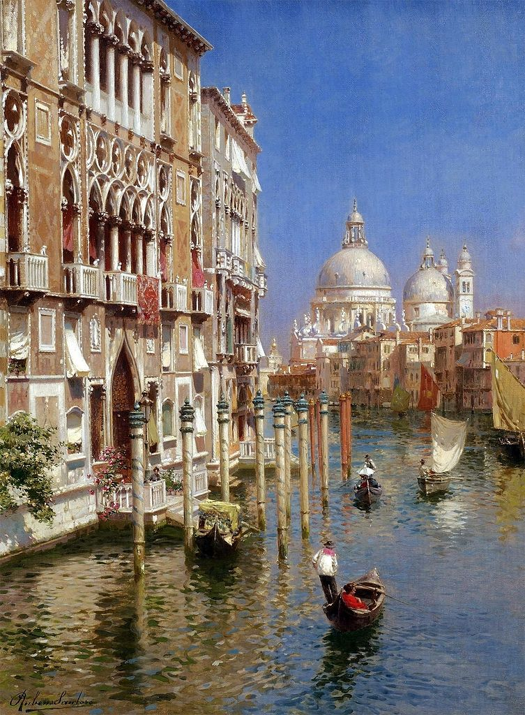 File Rubens Santoro Grand Canal Jpg Wikimedia Commons