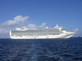 Image illustrative de l'article Ruby Princess