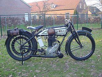 Cyril Pullin - 1915 Rudge Multi TT 500cc