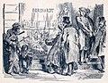 Rudolph Hertzog Agenda 1914 S. 029 (Vor Borchardt's Schaufenster).jpg