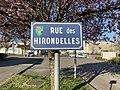 Rue des Hirondelles (Saint-Maurice-de-Beynost) - panneau de rue.jpg