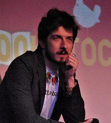 Paolo Ruffini alla Fiera Internazionale del Libro di Torino per la presentazione del suo libro