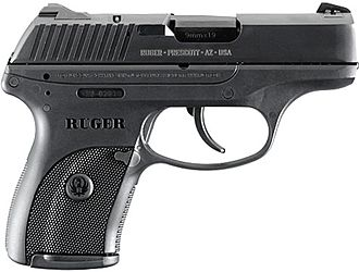 Ruger LC9 - Ruger LC9 – standard