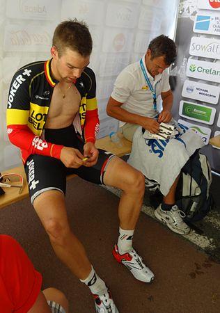Rumillies (Tournai) - Tour de Wallonie, étape 1, 26 juillet 2014, arrivée (B33).JPG