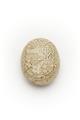 Rund oval sten med De Förenade Siciliernas vapen - Skoklosters slott - 92326.tif