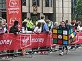 Running Rubiks Cube - London Marathon 2011 (5630056319).jpg