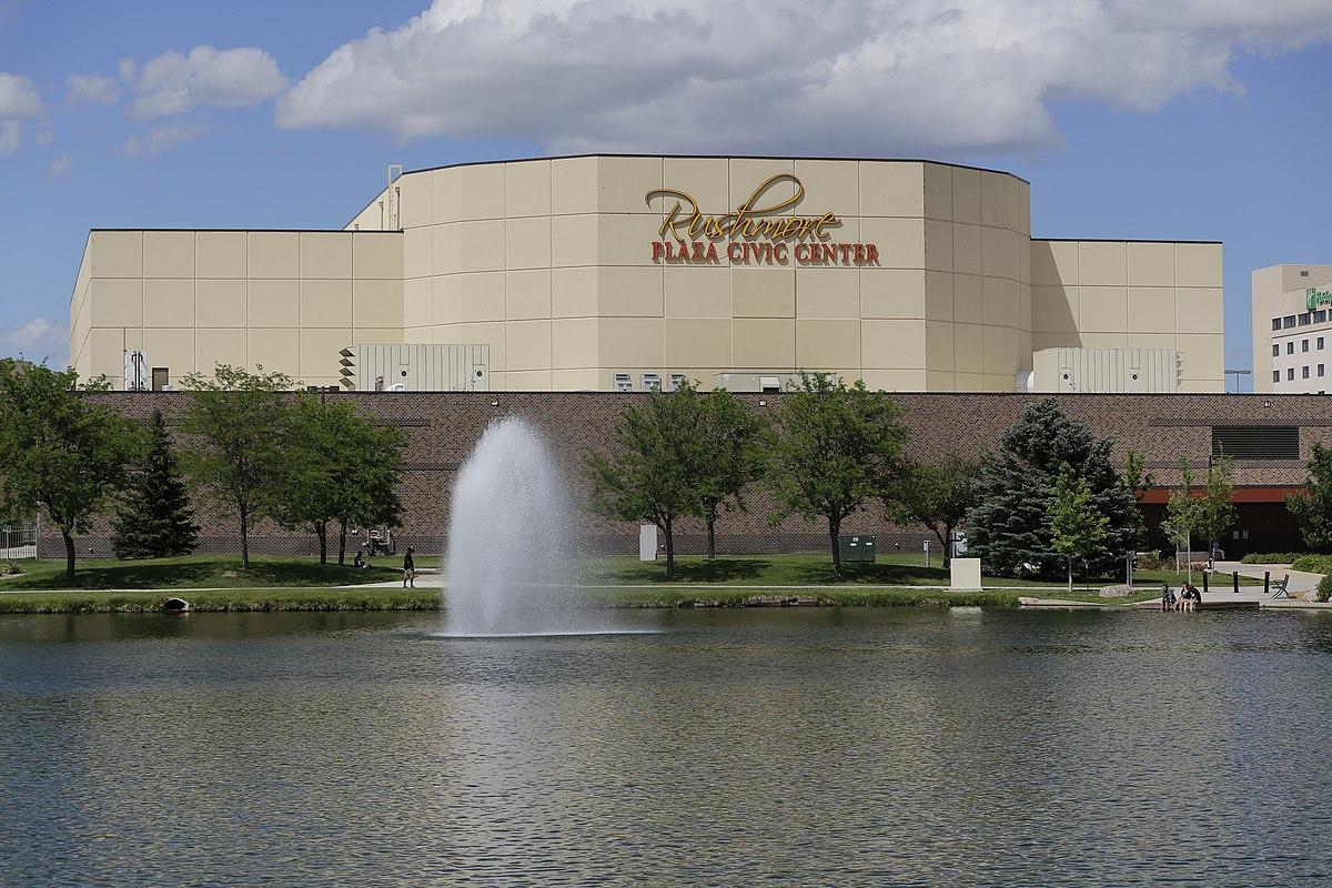 Rushmore Plaza Civic Center Wikip 233 Dia