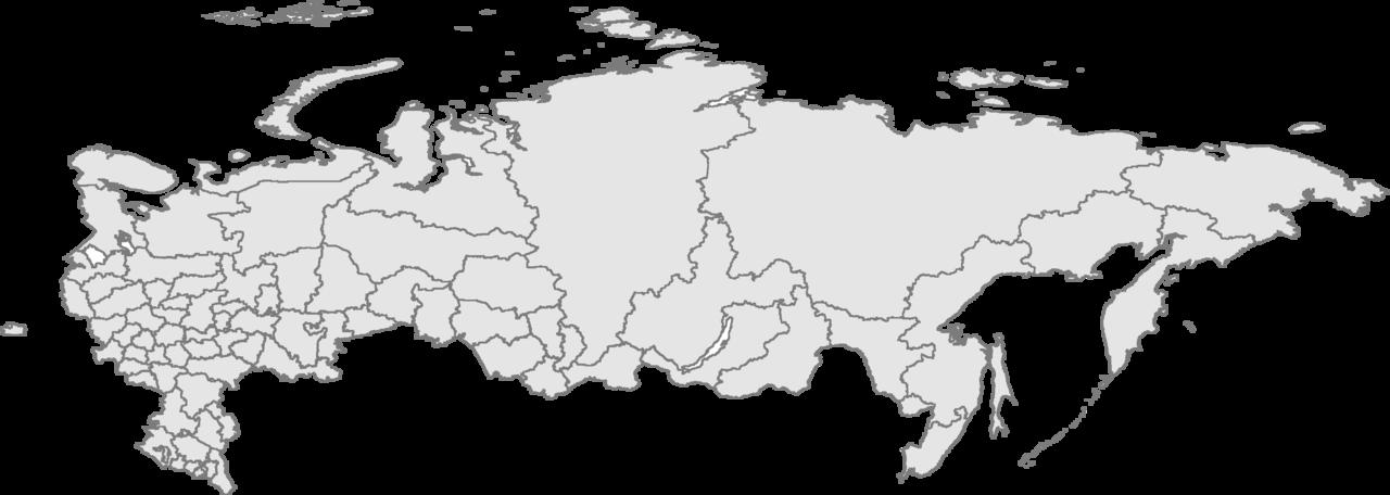 FileRussiaContourMappng Wikimedia Commons - Blank map of russia