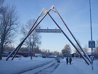 Särna,  Даларна, Швеция