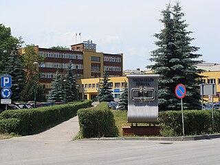 Сендзишув,  Свентокшишское воеводство, Польша