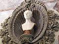 S. m. degli angeli, ex-refettorio, busto di maurizio bufalini 02.JPG