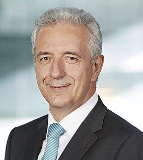 Stanislaw Tillich former Minister-President of Saxony