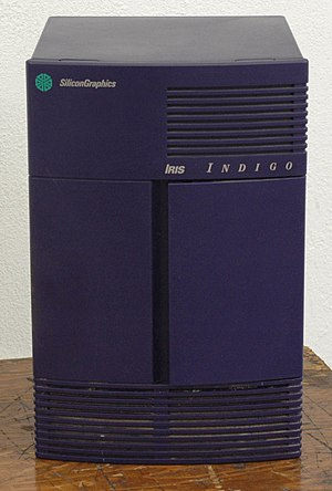 Silicon Graphics - SGI Indigo