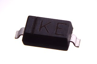 Small Outline Diode semiconductor packages for diodes