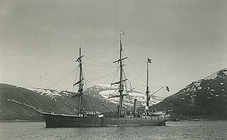 Swedish steamship used for several polar expeditions