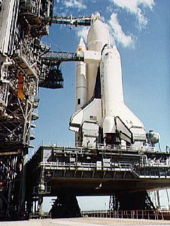 STS-2 human spaceflight