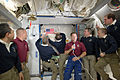 STS-135 farewell ceremony.jpg