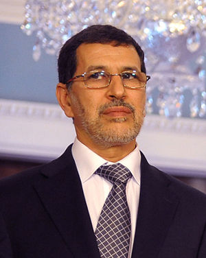 President of the Government of Morocco - Image: Saad Eddine Al Othmani