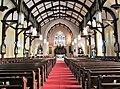 Sacred Heart Cathedral - Davenport, Iowa interior 2018 01.jpg